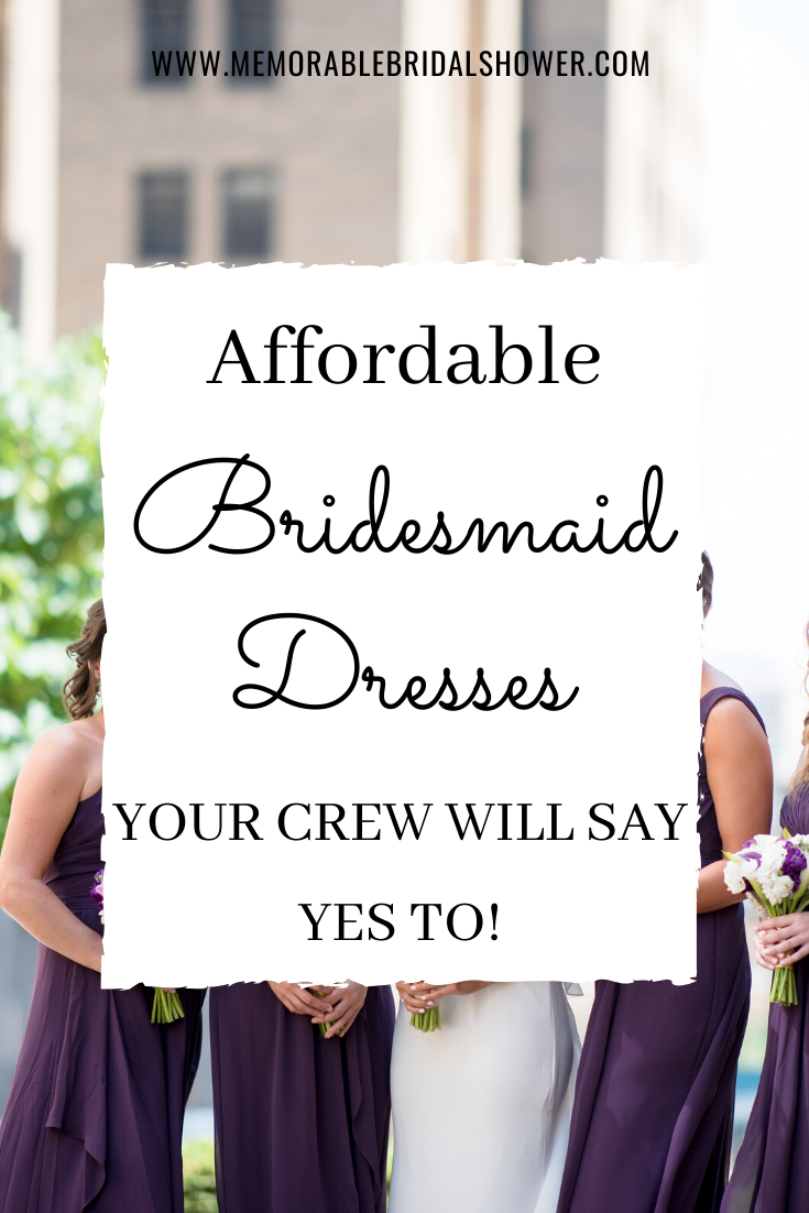 Amazon bridesmaid dresses