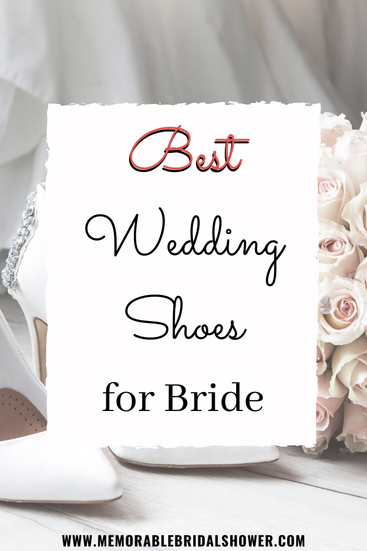 Best wedding shoes for bride